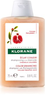 Klorane Pomegranate champô para cabelo pintado