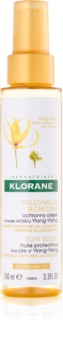Klorane Ylang-Ylang ulei protector pentru par expus la soare