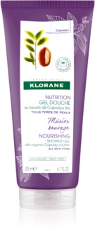 Klorane Cupuaçu Mûrier Sauvage Nourishing Shower Gel
