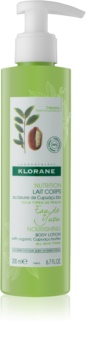 Klorane Cupuaçu Eau de Yuzu Light Nourishing and Moisturising Body Lotion
