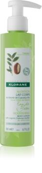 Klorane Cupuaçu Extrakt z yuzu lehké hydratační a vyživující tělové mléko