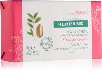 Klorane Cupuaçu Bio Fleur d'Hibiscus σαπούνι