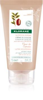 Klorane Cupuaçu Bio Fleur de Cupuacu интензивен подхранващ душ крем