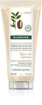 Klorane Cupuaçu Fleur de Cupuaçu crème de douche nourrissante intense