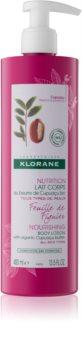 Klorane Cupuaçu Feuille de Figuier Nourishing Body Milk
