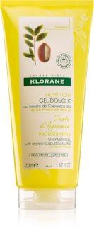 Klorane Cupuaçu Zeste D'Agrumes gel doccia nutriente