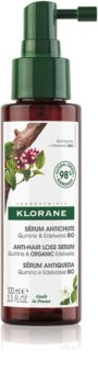 Klorane Chinin & Bio Protěž Alpská posilující sérum proti vypadávání vlasů