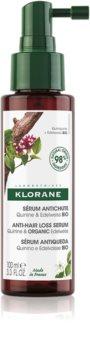 Klorane Quinine & Edelweiss Bio stärkendes Serum gegen Haarausfall