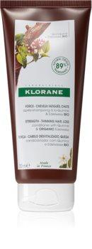 Klorane Quinine & Edelweiss Bio balsam de întărire pentru părul slab, cu tendința de a cădea