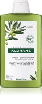 Klorane Oliva Bio regenerační šampon pro zralé vlasy