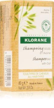 Klorane Oves tuhý šampon