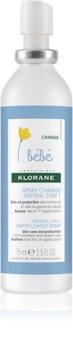 Klorane Bébé Calendula spray apaisant pour le change