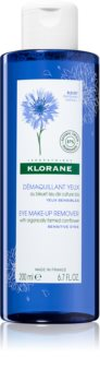 Klorane Bleuet nježno sredstvo za uklanjanje make-upa oko očiju za osjetljive oči