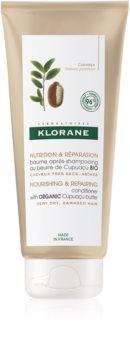 Klorane Cupuaçu Fleur de Cupuacu интензивен подхранващ балсам за изключително суха и увредена коса