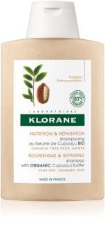 Klorane Cupuaçu Květy cupuacu vyživující šampon pro obnovu a posílení vlasů