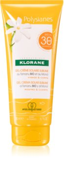 Klorane Monoï & Tamanu Solcreme gel SPF 30