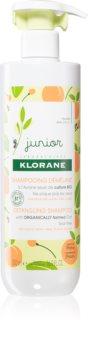Klorane Junior dětský šampon pro jemné vlasy
