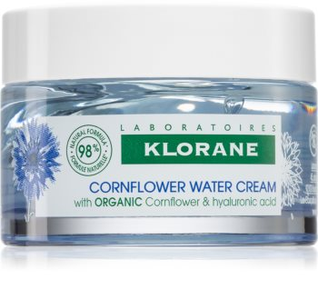 Klorane Cornflower Organic Moisturizing Day Cream