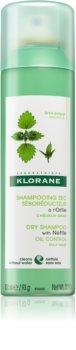 Klorane Kopřiva suchý šampon na mastné vlasy