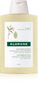 Klorane Almond Hiustenpesuaine Volyymi Efektillä