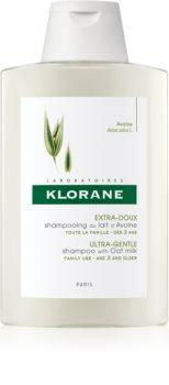 Klorane Oat Milk shampoo per il lavaggio frequente dei capelli