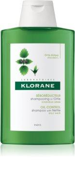 Klorane Nettle champô para cabelo oleoso