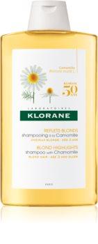 Klorane Heřmánek šampon pro blond vlasy
