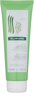 Klorane Papyrus Leave-in Cream for Smoothing and Nourishing Dry and Unruly Hair