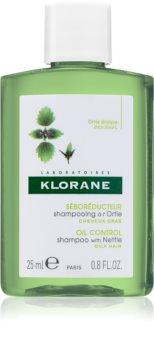 Klorane Nettle șampon pentru par gras