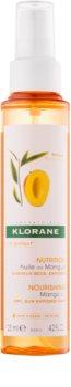 Klorane Mango olej pre suché vlasy