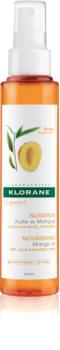 Klorane Mango ulei pentru par uscat