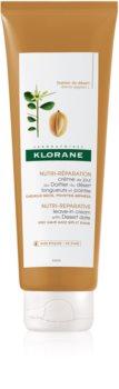 Klorane Dattier du désert soin crème sans rinçage pour cheveux cassants et stressés