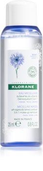 Klorane Cornflower Wasser zum Make-up Entfernen