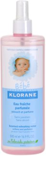 Klorane Bébé agua refrescante en spray para niños