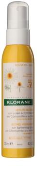 Klorane Chamomile Leave-in uppljusande behandling för blont hår