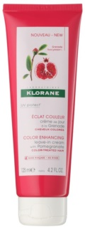 Klorane Grenade après-shampoing sans rinçage pour cheveux colorés