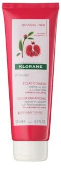 Klorane Pomegranate Conditioner ohne Ausspülen für gefärbtes Haar