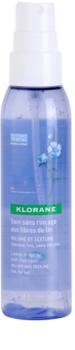 Klorane Flax Fiber sprej bez ispiranja za volumen i oblik