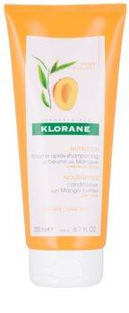 Klorane Mango nährender Conditioner für trockenes Haar