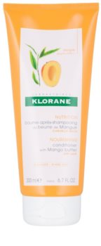 Klorane Mango výživný kondicionér pre suché vlasy