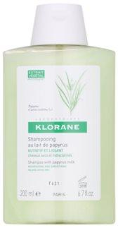 Klorane Papyrus champú para cabello seco y rebelde