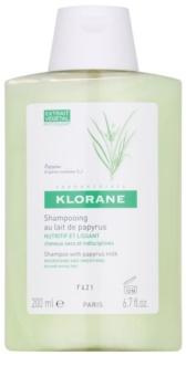 Klorane Papyrus šampon z suhe lase