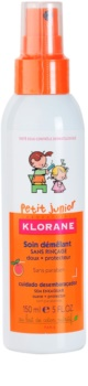 Klorane Junior spray para facilitar el peinado