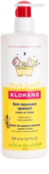 Klorane Junior Bath Foam for Kids