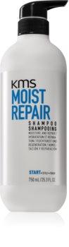 KMS California Moist Repair hydratačný šampón pre suché vlasy