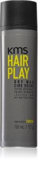 KMS California Hair Play Stylingvax i spray