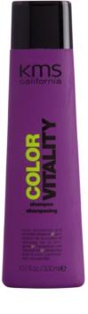 KMS California Color Vitality champú para cabello teñido