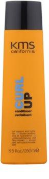 KMS California Curl Up condicionador restaurador para cabelo ondulado