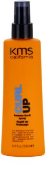 KMS California Curl Up Fixation Spray For Wavy Hair