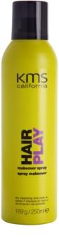 KMS California Hair Play suchy szampon w sprayu